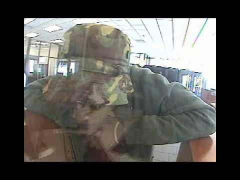 Armed Robbery--Associated Bank--5350 W. Fond du Lac Avenue