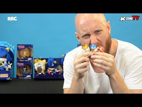 Sonic the Hedgehog Sonic Boom Unboxing