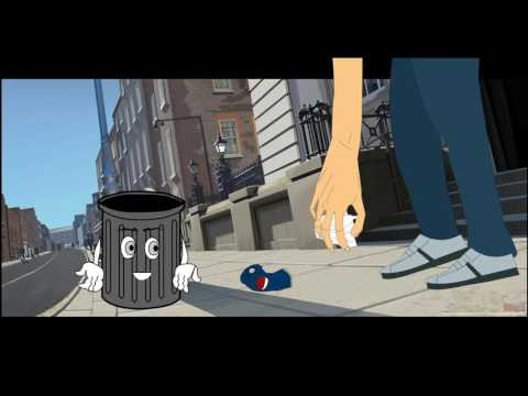 A Short Film About Environmental Protection-2d Animation