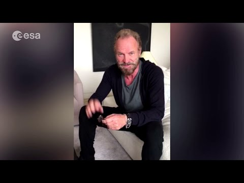 A message for Tim: Sting