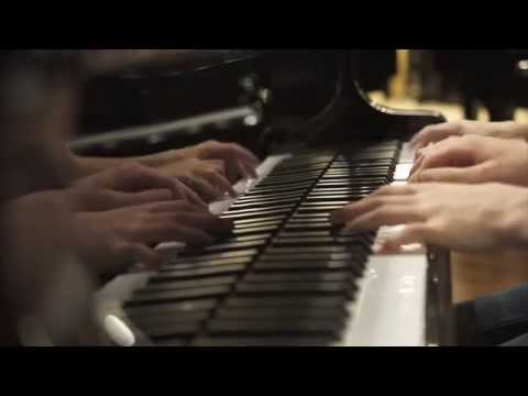 Shut Up and Dance - Piano duet with The Piano Gal and Nathan Schaumann