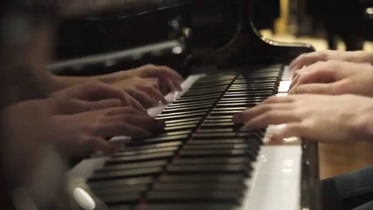 Shut Up And Dance Piano Duet With The Piano Gal And