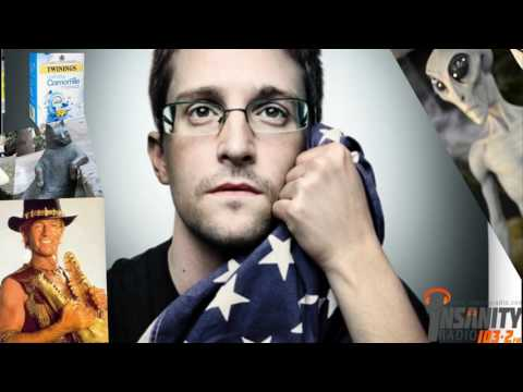 Snowden Pardon Petition, Chill Cat and Aliens-Waqattack EP.1