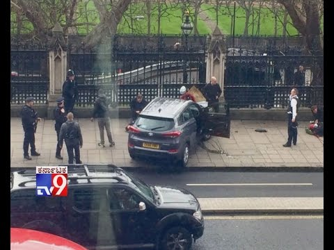 Shooting Outside British Parliament, Several Injured