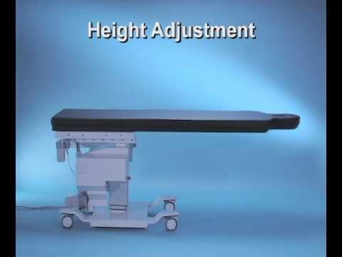 Pmt 8000ht Pain Management Table
