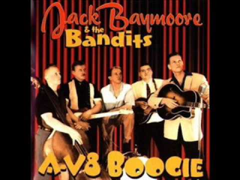 Jack Baymoore And The Bandits - A-V8 Boogie
