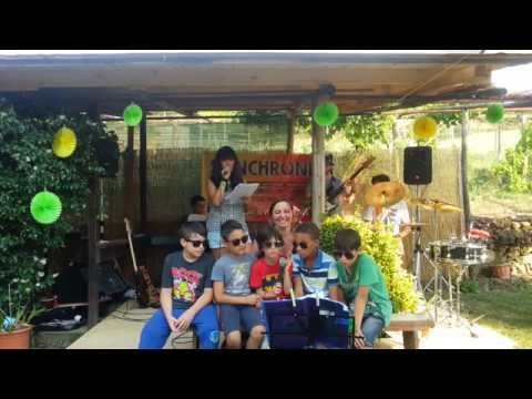 Agri Music 2015 - Agri Band suona Mercy