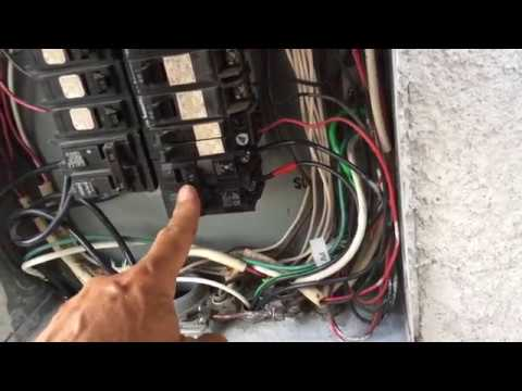 DIY Electrical for Solar Installation Detailed Main Panel and Enphase Microinverter w/ J box