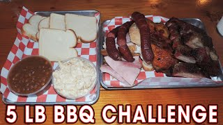 DELICIOUS BBQ CHALLENGE IN NEW JERSEY!!