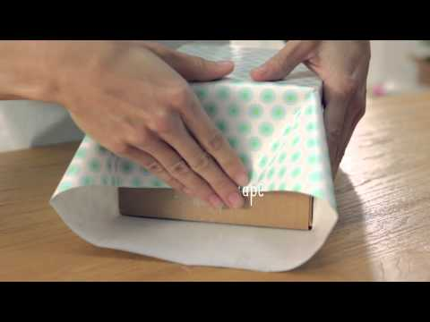 Giftology How To Wrap Box