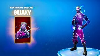 "How to UNLOCK the ""GALAXY SKIN"" in Fortnite! *NO PHONE NEEDED* - Fortnite NEW Galaxy Skin UNLOCKED!"