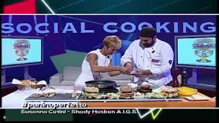 Chef Shady a La  Prova del Cuoco