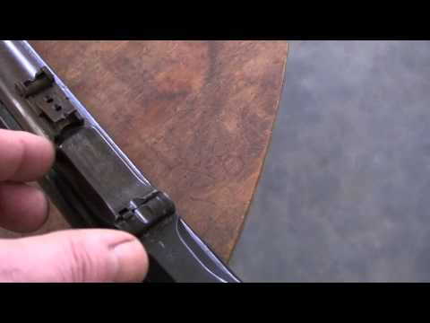 Model 1868 50-70 Springfield Rifle(1/2)