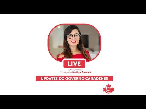 NOVIDADES DA IMIGRAÇÃO CANADENSE