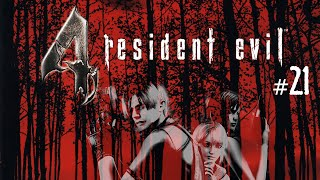 RESIDENT EVIL - Cap 21 - Leon le saca el bicho a Ashley