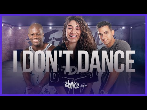 I Don't Dance - Matoma & Enrique Iglesias | FitDance Life (Choreography) Dance Video