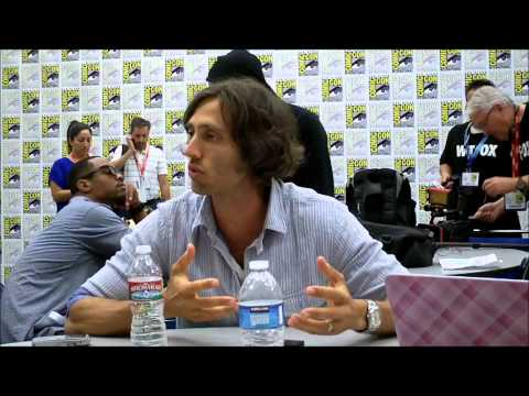 Comic-Con 2011 Glee - Brad Falchuk