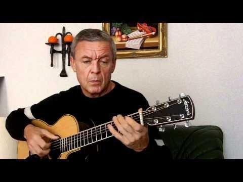 Acoustic Guitar Solo Thorn Birds Main Theme