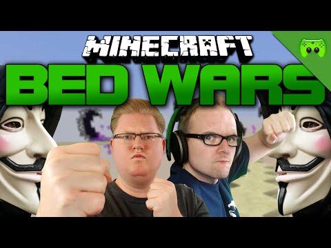 Minecraft Bedwars