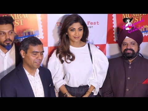 Shilpa Shetty, Ankit Tiwari & Kiku Sharda At The Announcement of 'The Mumbai Fest'