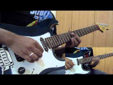 O Holy Night on Guitar (HD)