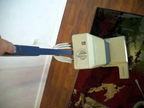 Electrolux Genesis Lxe Upright Vacuum Cleaner Youtube