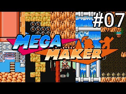 Let's Play Mega Maker - #07: Recreation Station