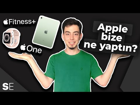 8 dakikada Apple'ın tüm etkinliği! - Apple Watch SE, Apple Watch 6, iPad Air, Apple One!