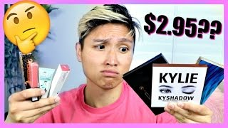 GUY GUESSES MAKEUP PRICES!!!