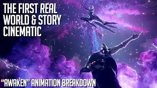 "You know it\'s good when you can\'t stop talking about it || ""Awaken\"" animation breakdown & discussion"