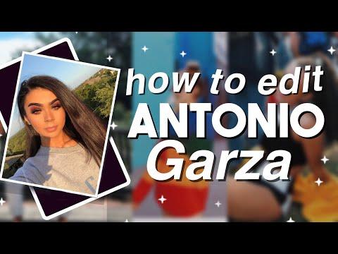 How to Edit Like Antonio Garza on iPhone (on iMovie)