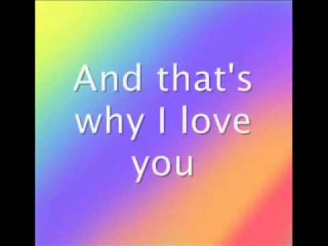 True Colors By Cyndi Lauper With Lyrics