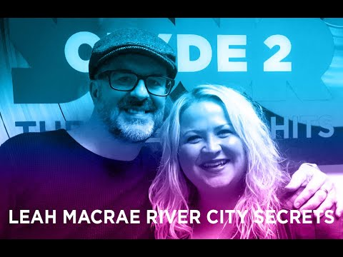 When Ewen Cameron met River City's Leah MacRae