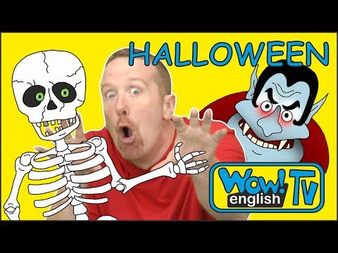 Halloween Finger Family