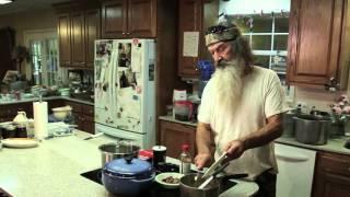 Phil & Miss Kay Robertson's Exploring the Joy of Christmas - Phil's Praline Recipe