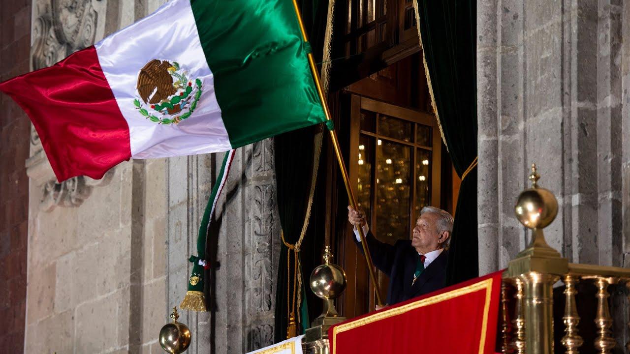 Download Conmemoración del 211 Aniversario del Grito de Independencia | Presidente AMLO