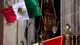 Conmemoración del 211 Aniversario del Grito de Independencia   Presidente AMLO