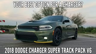 2018 Dodge Charger V6 Super Track Pack   My thoughts so far!