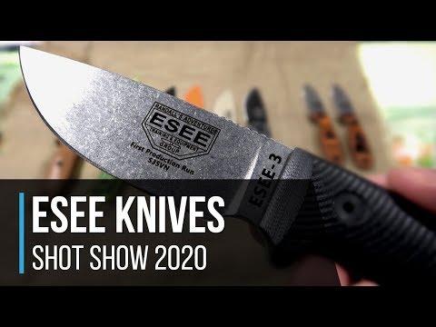 ESEE Knives SHOT Show 2020