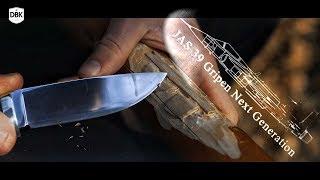 Редчайший нож в мире? Fallkniven 3G Limited Edition | DBK на русском | Перевод Zёбры