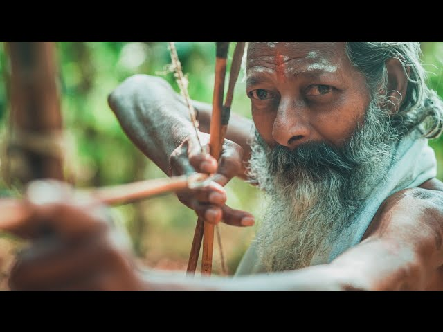 The Ancient Archer of India