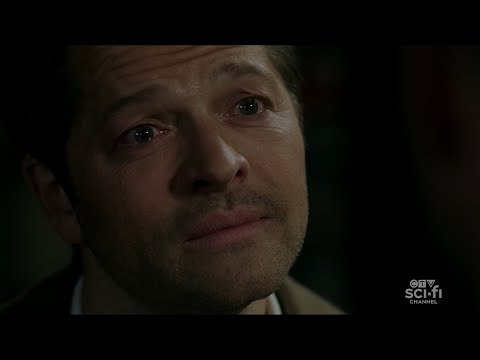 "Supernatural 15x18 - Castiel to Dean : ""I LOVE YOU"", Castiel sacrifices himself to save Dean!"