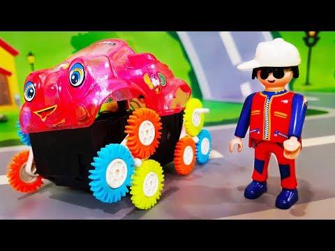 Мультики про машинки. Учим цвета в мультике  цветной СВЕТОФОР. ЛЕГО Мультфильмы для детей