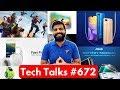Tech Talks #672 - Realme U1, Max Pro M2 5000mAh Battery, Xperia XZ4, Xiaomi Lock, iPhone Xr