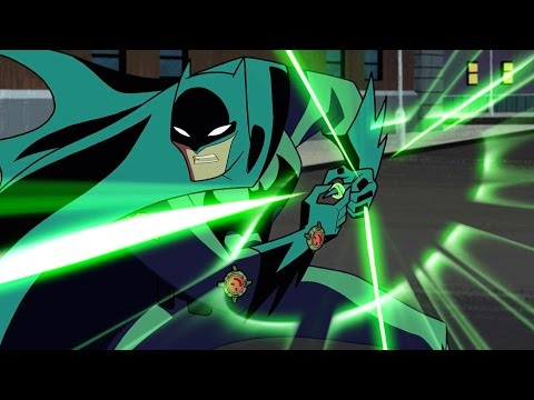 Justice League Action - Comic-Con 2016 Highlight Reel