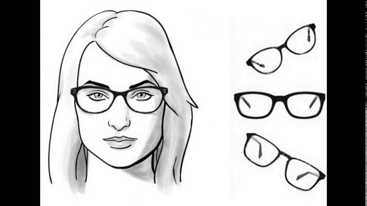 How To Choose Glasses for Oval Face Shapes | Glasses for Oval Face ...