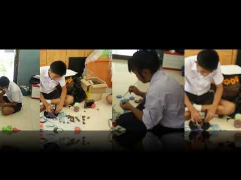 โครงงานการงานอาชีพและเทคโนโลยี เรื่องนานาผลิตภัณฑ์จากเมล็ดยางพารา