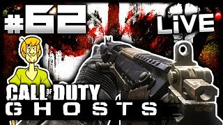 "CoD Ghosts: ""Adiós Shaggy!"" - LiVE w/ Elite #62 (Call of Duty Ghost Multiplayer Gameplay)"