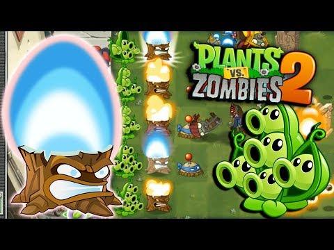 LA PLANTORCHA Y LA VAINA - Plantas vs Zombies 2