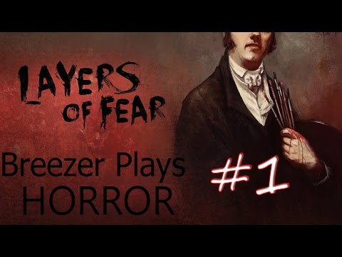 FEAR THE DARKNESS!! | Layers Of Fear - Part 1 |